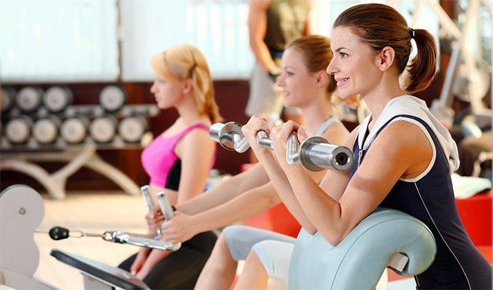 меню при занятии фитнесом для похудения