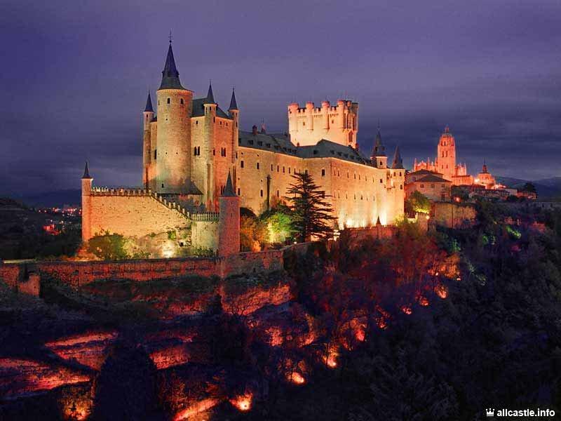 Фото замков мира