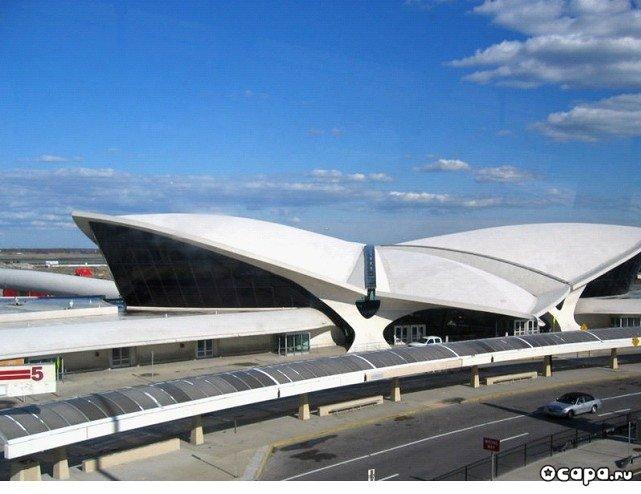 Аэропорт Джона Ф. Кеннеди, Нью-Йорк