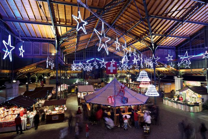 Рождество в Швейцарии (Weihnachten)