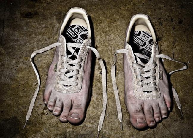 Удобная обувь!