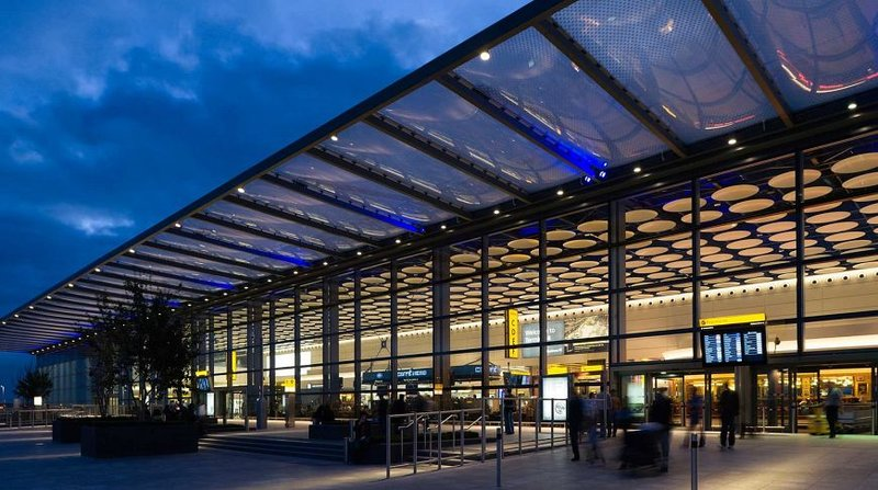 Аэропорт Хитроу (LON), Лондон, Великобритания