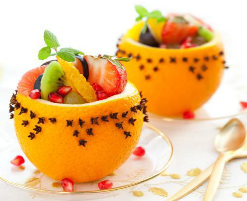 Низкокалорийные десерты: рецепт «Экзотический фруктовый салат»