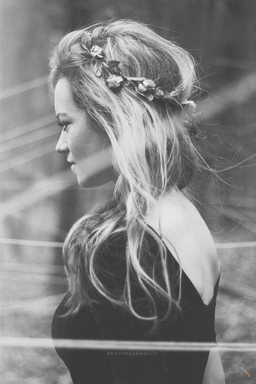 фото красивые черно белое