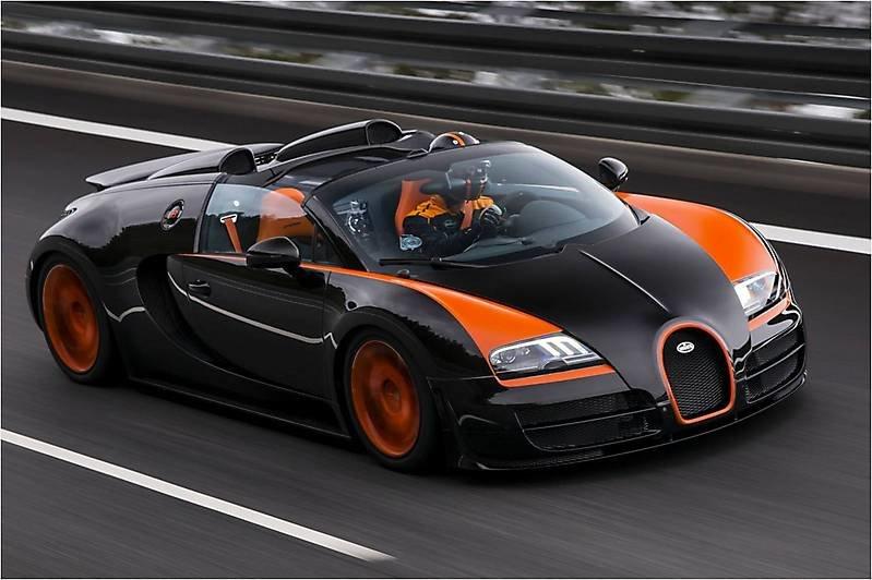 Bugatti Veyron Grand Sport Vitesse Wrc 2013 Card From User