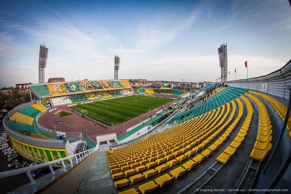 Картинка стадион кубань