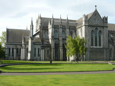 st. patricks cathedral дублин