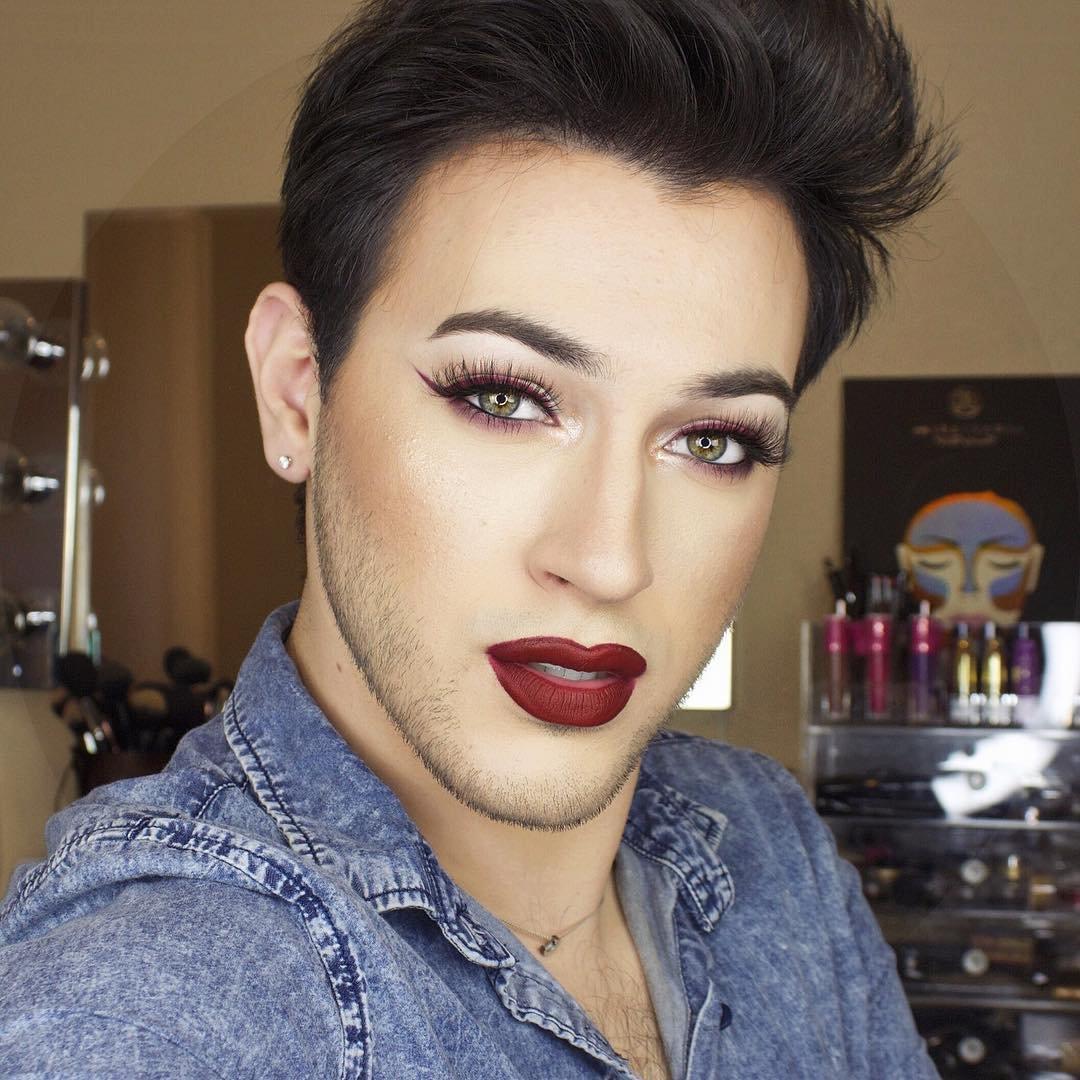 петуния мужчины с макияжем картинки молодых