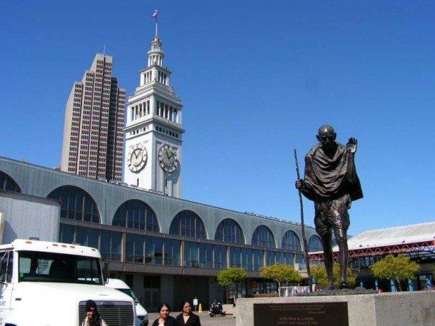 Отзывы туристов. San Francisco, USA. The Embarcadero.