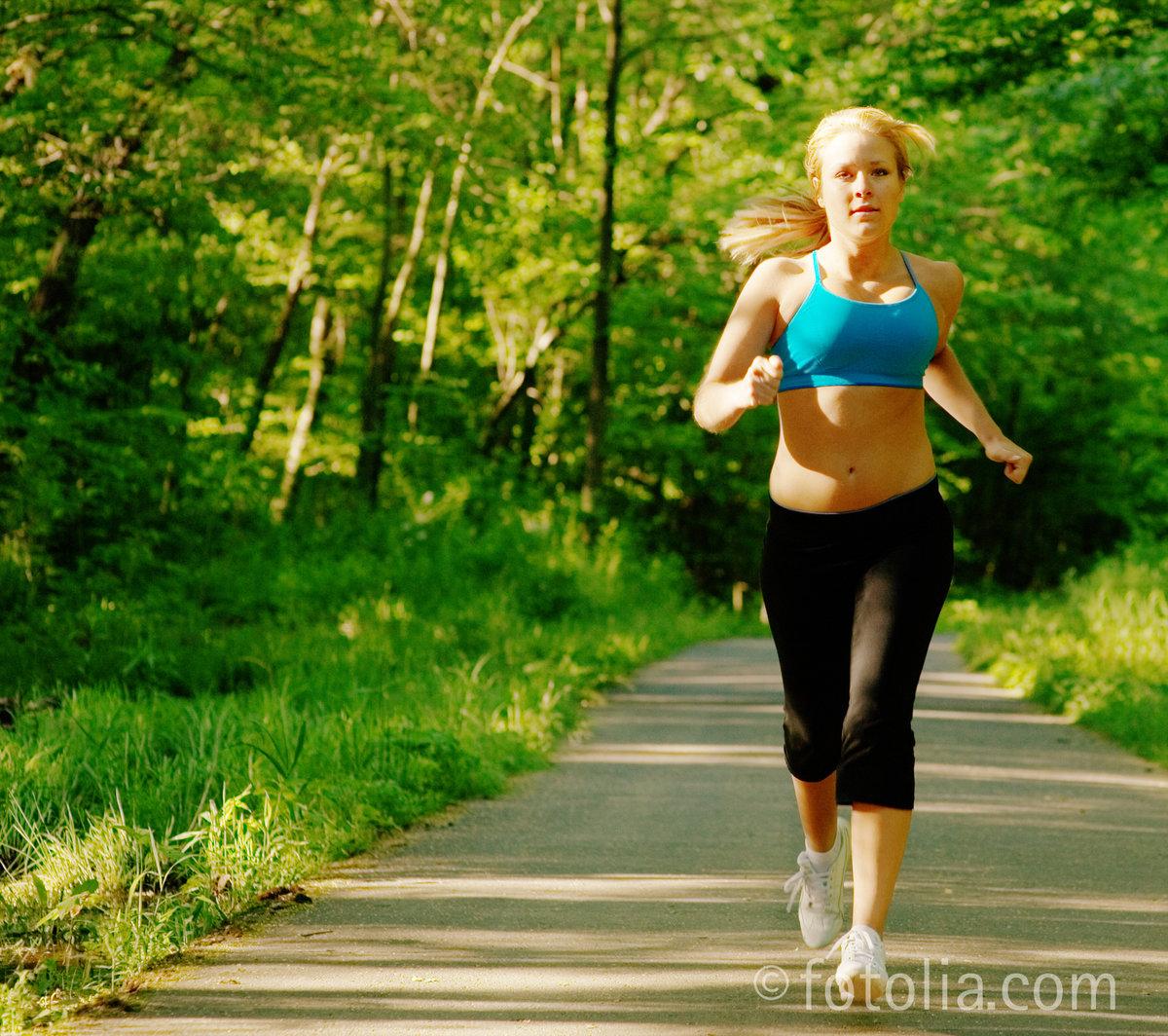 диета бег для похудения