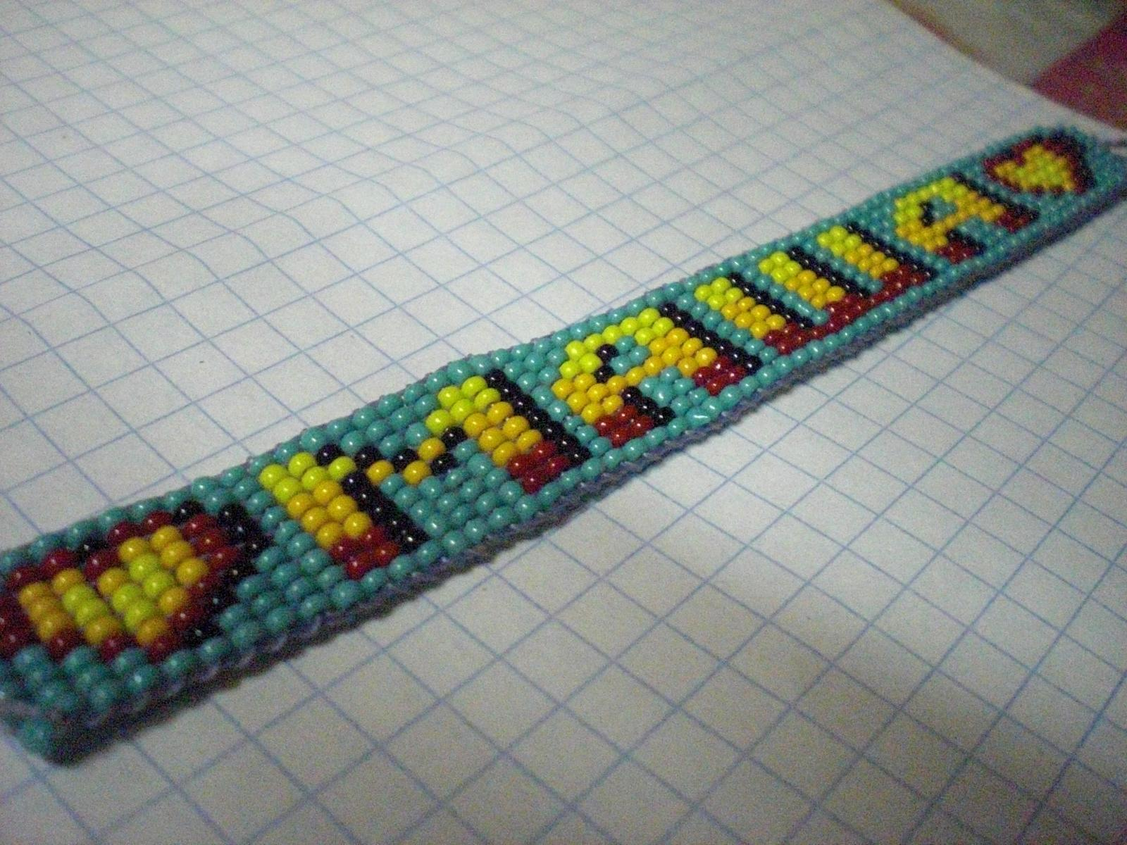 Схемы фенечки из бисера: схемы плетения для начинающих с фото и видео.