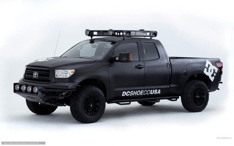 Toyota Ultimate Motocross Tundra Truck