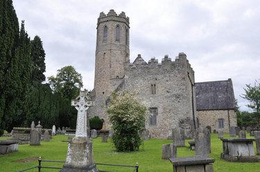 ирландия limerick собор святой девы марии