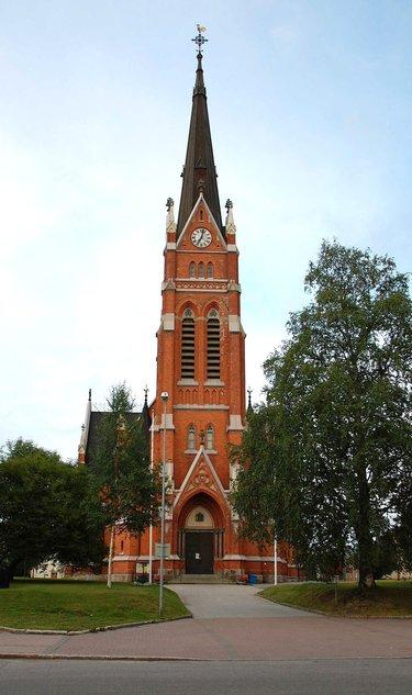 кафедральный собор лулео
