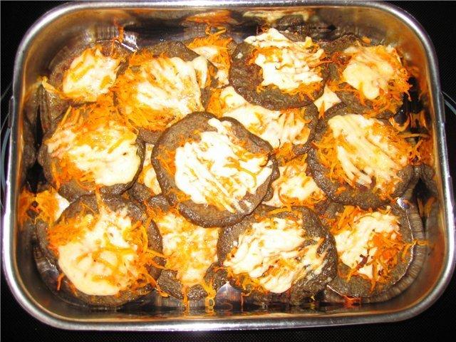 оладушки из печени рецепт с фото