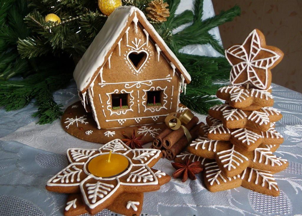 участия пряничный домик рецепт с фото картинки двух сторон креста