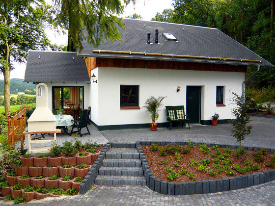 Коттедж деревенские дома в германии проекты лечение при полном