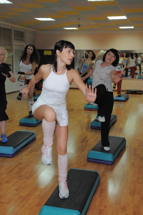 оздоровительный фитнес
