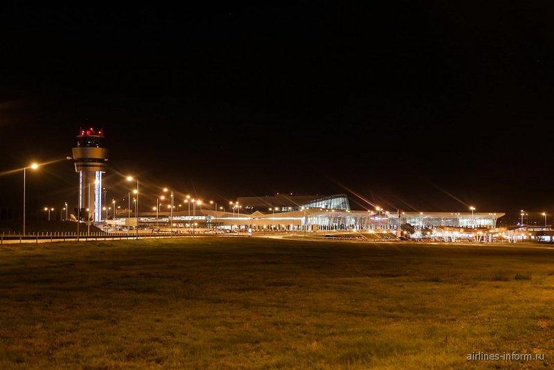 Терминал 2 аэропорта София