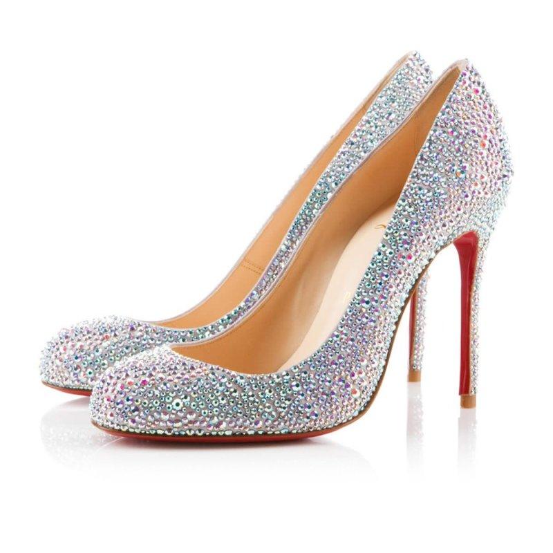 Свадебная обувь Christian Louboutin