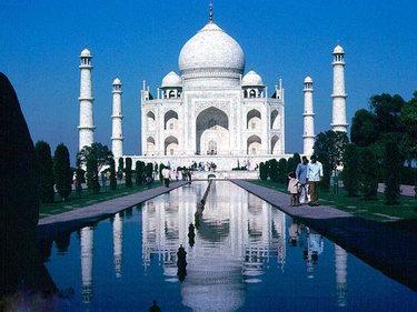ислам мечеть тадж-махал