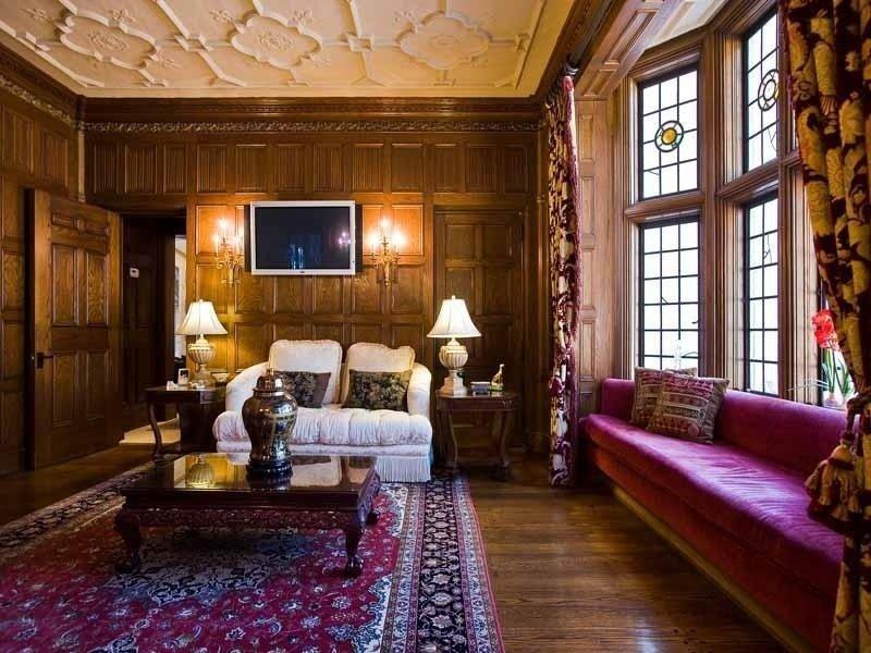 Викторианский стиль в интерьере: история создания и особенности Гостиная в викторианском стиле
