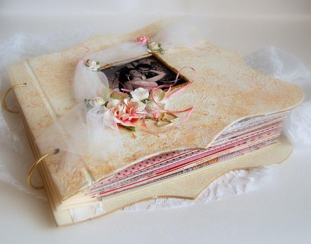 Надписью, красивые фотоальбомы своими руками