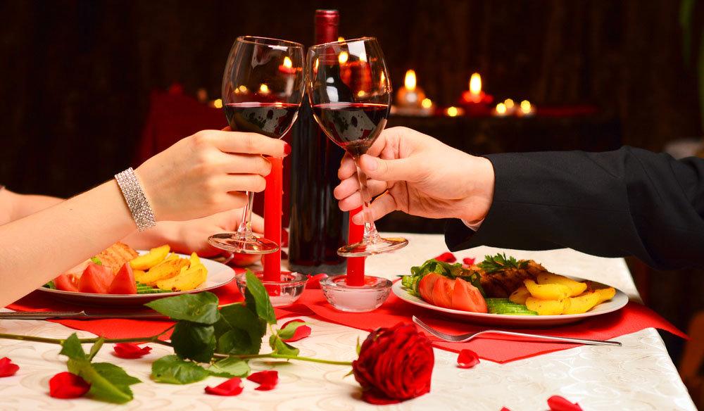 Прикольные картинки романтический вечер