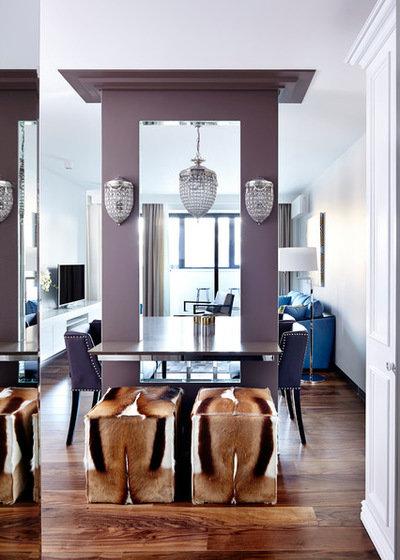 Советы по дизайну однокомнатных квартир 50