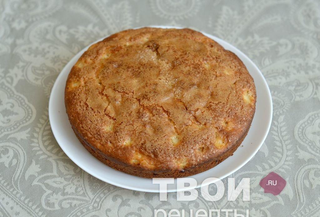 рецепты сладких пирогов простых