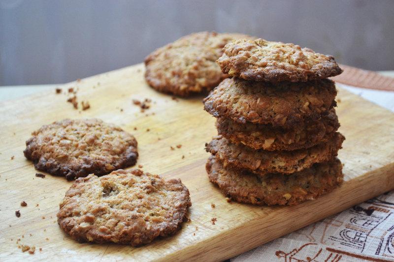 Овсяное печенье пп рецепт с фото