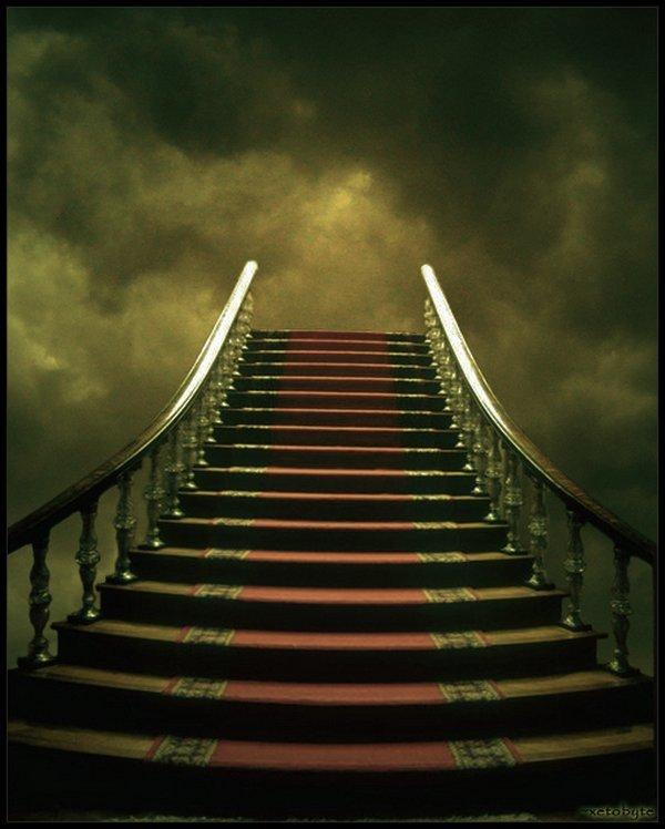 картинки лестница вверх и вниз переняли соседей