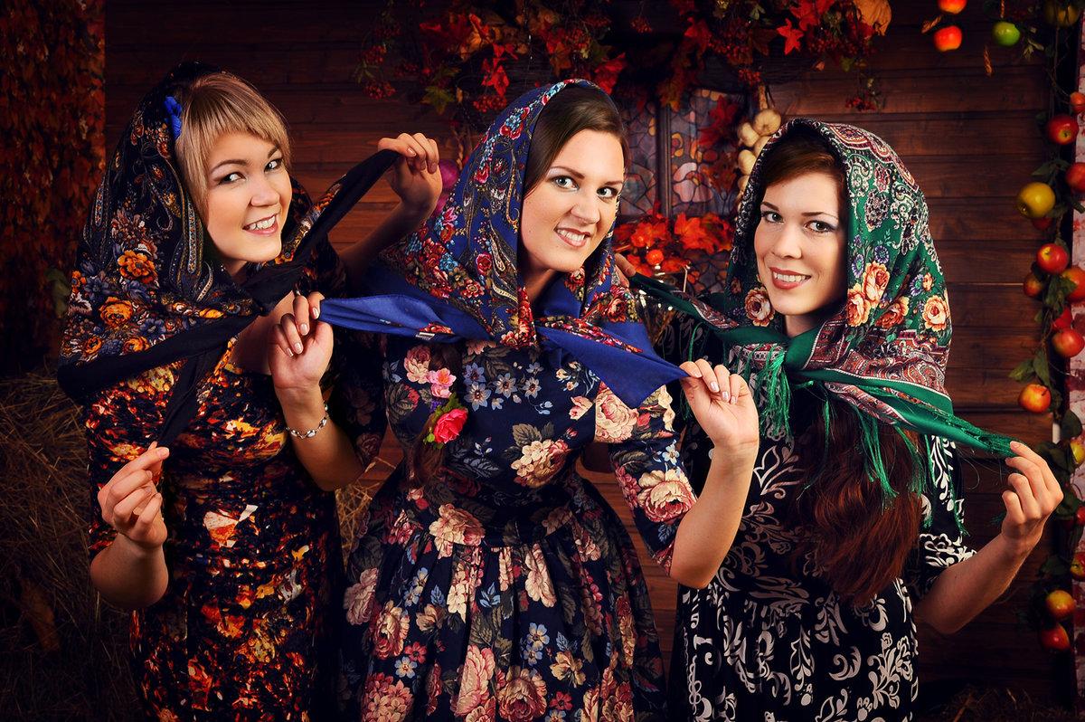 Картинка прикольная три девицы, вставить
