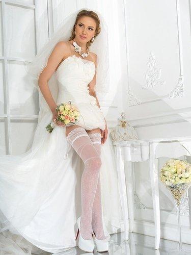 Голой люсия чулки белые невесты онлайн