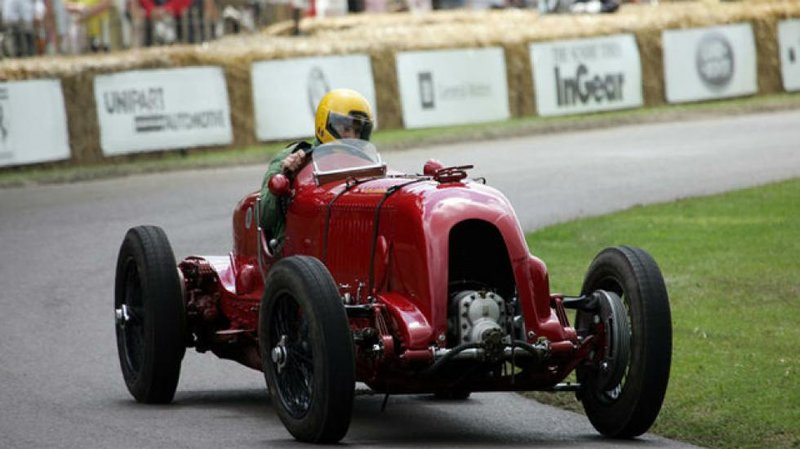"Bentley 4 ½ Litre Supercharged ""Blower"" '1929"