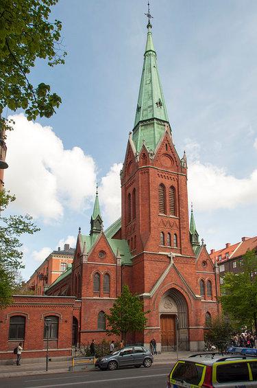 католическая церковь в польше