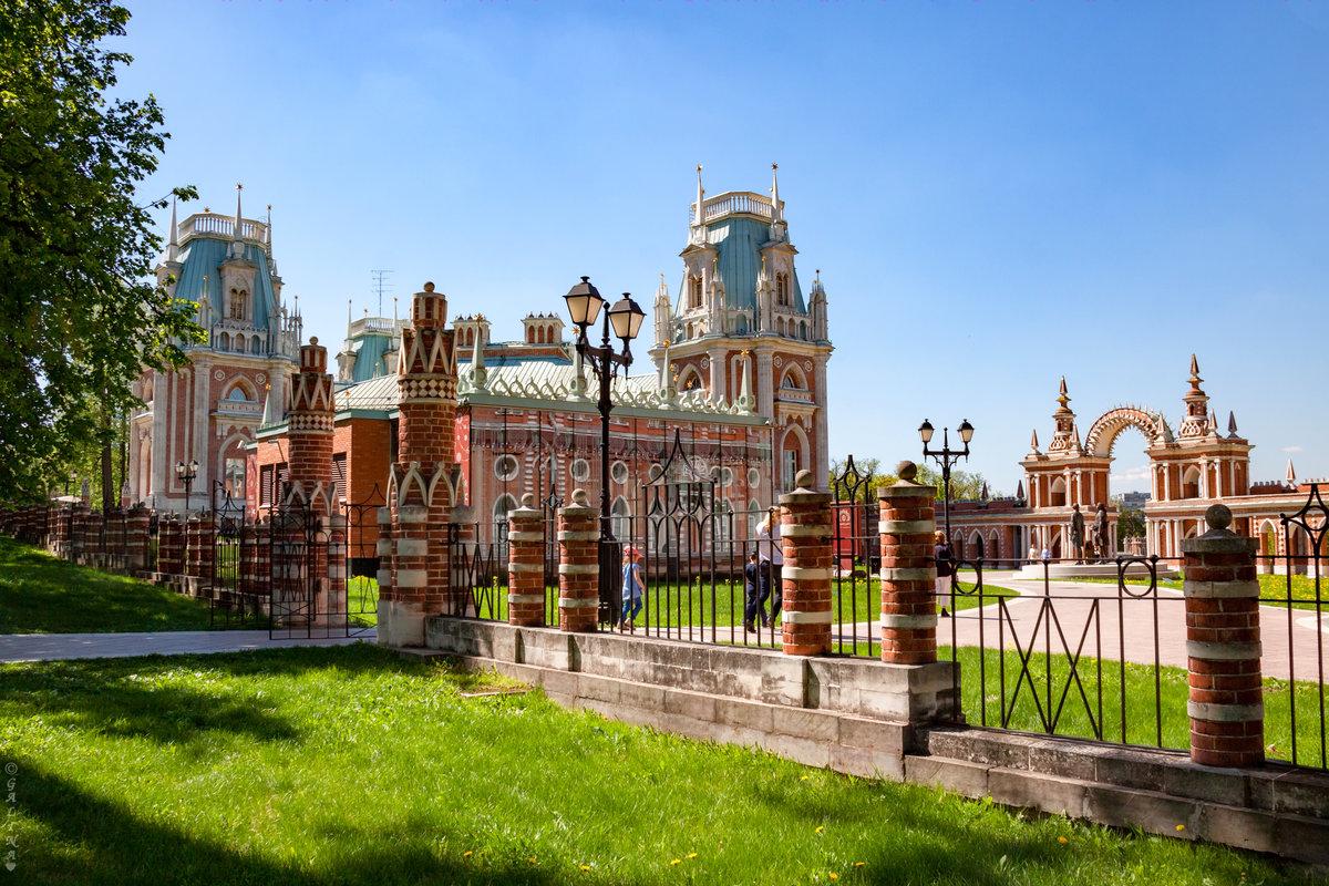 требуют фото парка царицыно в москве блюда меню шикарного