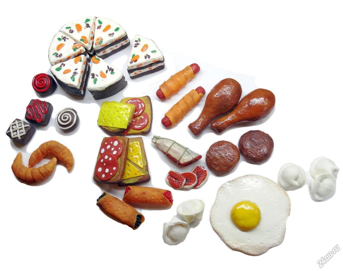 Картинки маленькой еды