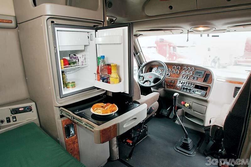 Кабина капотного грузовика фото лагерного авторитета