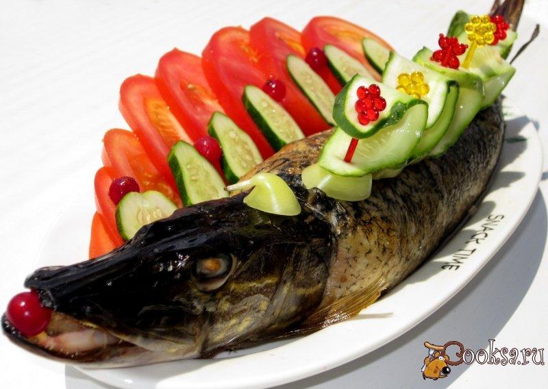 Блюда из рыбы щука рецепты с фото