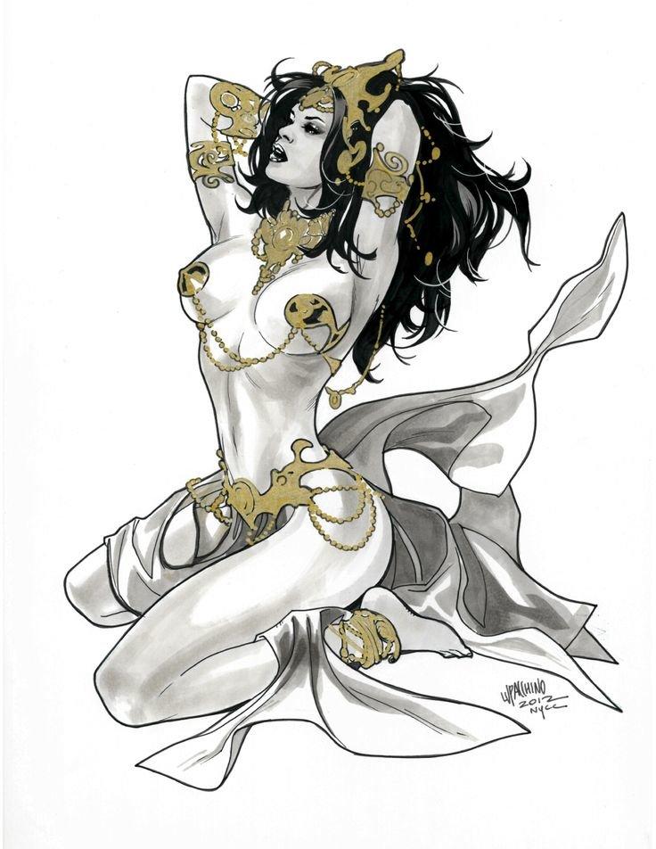Warlord-of-Mars-Comic-Books-Комиксы-Dejah-Thoris-2008869.jpeg (736×952)