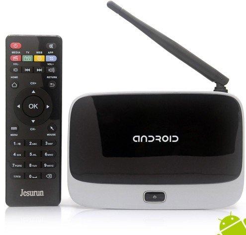 Купить приставку Android Smart TV Box q7 CS918 (Kingnovel K-R42, MK888B) в Украине по низким ценам. Настройка медиаплеера, доставка по всей Украине.
