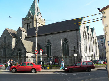 ирландия голуэй церковь св. николая миррского