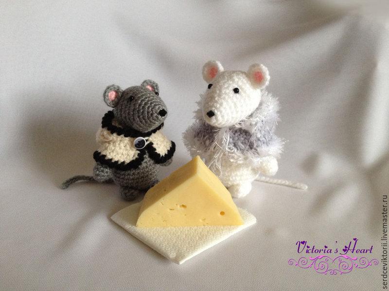 Мышки в болеро