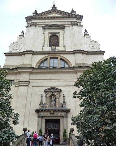 храм девы марии победоносной чехия