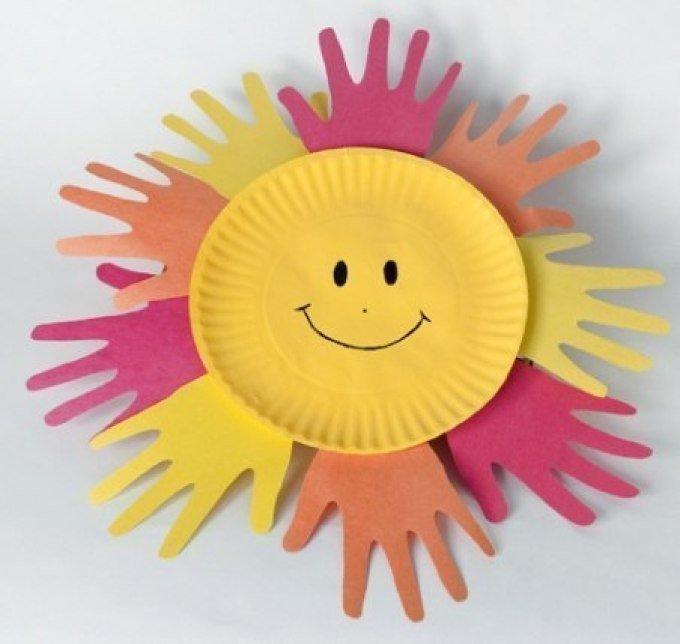 Картинки солнце своими руками, картинки войска связи