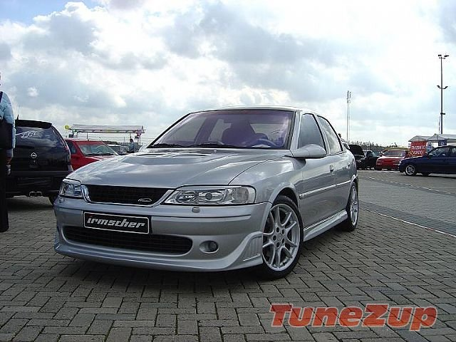 opel vectra b 2 irmscher i500 tuning card from user. Black Bedroom Furniture Sets. Home Design Ideas