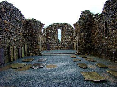 архитектура древней ирландии