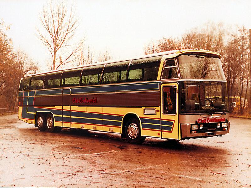 Neoplan Cityliner (N118/3)