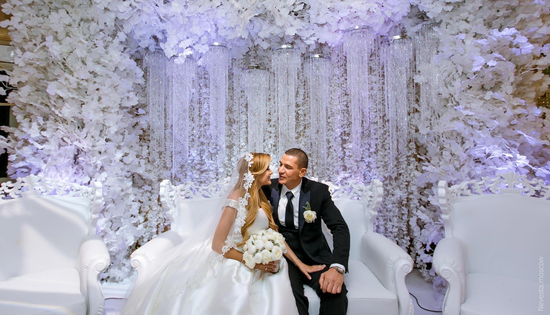 фото свадьбы бородиной